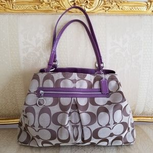 Coach XL Gabby Over Nighter to bag